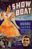 Show Boat Masterprint