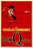 Don Q- Son of Zorro Masterprint