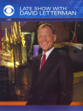 Late Show avec David Letterman Reproduction image originale