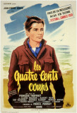 Les quatre cents coups : film de François Truffaud, 1959 Masterprint
