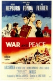 War and Peace Masterprint