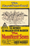 The Magnificent Seven Masterprint