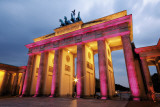Berlin-Brandenburger Tor Poster