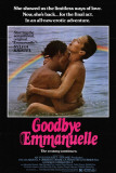 Good-bye Emmanuelle Masterprint
