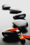 Zen Stones-Red Photo