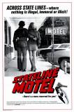 Stateline Motel Masterprint