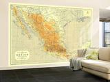 Mexico 1914 Wall Mural – Large