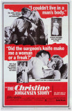 The Christine Jorgenson Story Masterprint