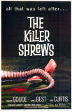 The Killer Shrews Masterprint