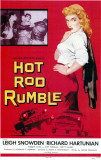 Hot Rod Rumble Masterprint