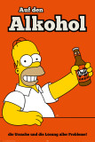 Simpsons-Homer Alcohol Print
