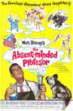 The Absent-Minded Professor Masterprint