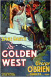 The Golden West Masterprint