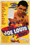 The Joe Louis Story Masterprint