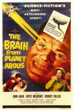The Brain from Planet Arous Masterprint