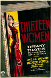 Thirteen Women Masterprint