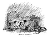 """See? No socialists."" - New Yorker Cartoon Premium Giclee Print by Mike Twohy"