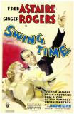 Swing Time Masterprint