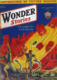 Wonder Stories Masterprint