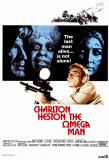 The Omega Man Masterprint