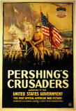 Pershing's Crusaders Masterprint