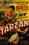 New Adventures of Tarzan Masterprint