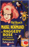 Raggedy Rose Masterprint
