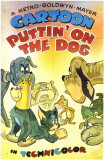 Puttin&#39; On The Dog Masterprint
