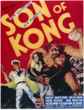 Son of Kong Masterprint