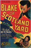 Blake of Scotland Yard Masterprint