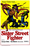 Sister Streetfighter Masterdruck