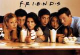 """Vänner, """"Friends"""" Tryckmall"""