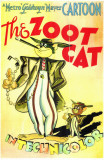 The Zoot Cat Masterprint