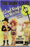 Glad Rags to Riches Masterprint