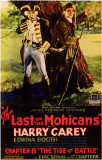 Last of the Mohicans Masterprint