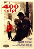 Les quatre cents coups : film de François Truffaud, 1959 Reproduction image originale