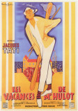 Mr. Hulot&#39;s Holiday Masterprint