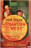 Phantom of the West Masterprint