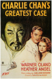Charlie Chan&#39;s Greatest Case Masterprint