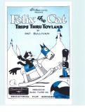 Trips Thru Toyland Masterprint
