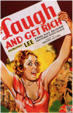Laugh and Get Rich Masterprint