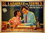 Lazarillo de Tormes Masterprint