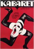 Cabaret Masterprint