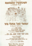We Take The Town Masterprint