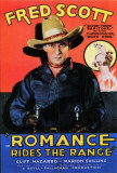 Romance Rides the Range Masterprint