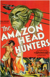 Amazon Head Hunters Masterprint