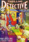 Thrilling detective Masterprint