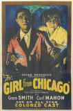 Girl From Chicago Masterprint