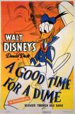 A Good Time for a Dime Masterprint