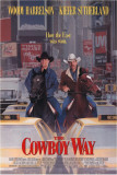 The Cowboy Way Masterprint